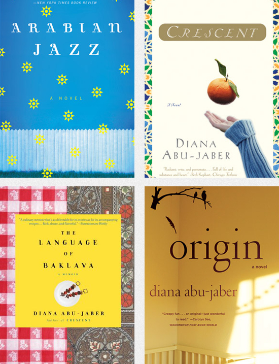 Books by Diana Abu-Jaber