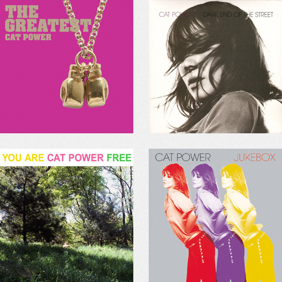 Cat Power Albums