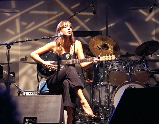 Cat Power Photo via Ben's Reviews