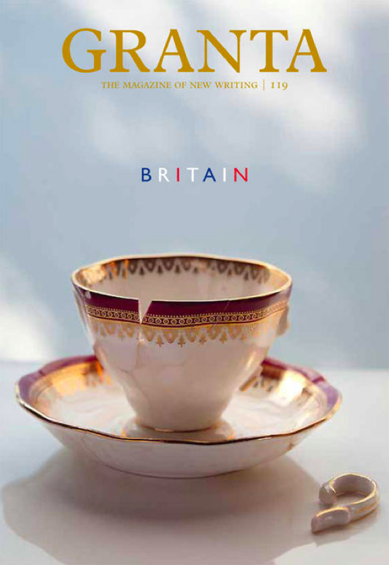 Granta 119 Issue: Britain