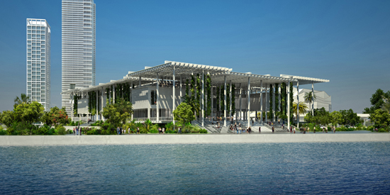 Herzog & de Meuron~The New Perez Art Museum Miami