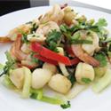 Thai Seafood Salad (Isan Yum Yai)
