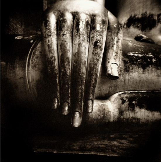 John McDermott Photography 'Hand of Buddha'