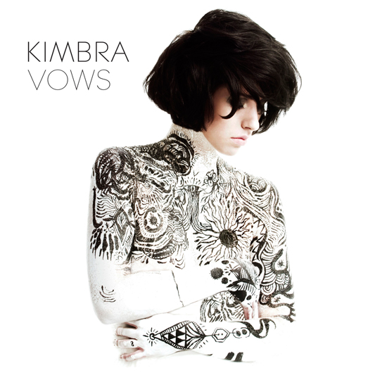 Kimbra 'Vows' Album