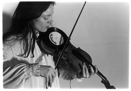 Laurie Anderson Viophonograph