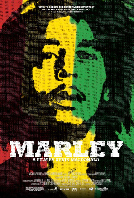 Marley Documentary by Kevin Macdonald