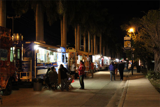 Miami Food Trucks at BTTR