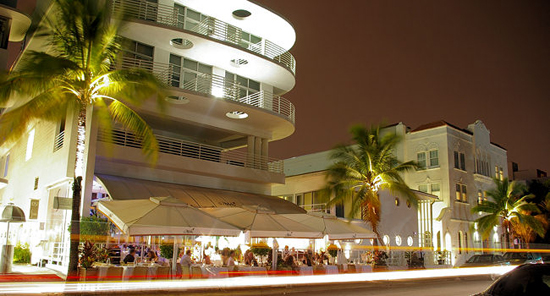 SoBe's Ocean Drive by Mark File