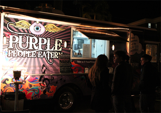 Purple People Eatery at BTTR Miami