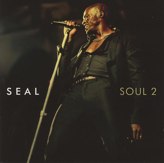Seal Soul 2 Album Cover 2012
